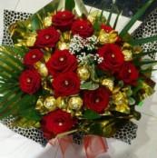 Luxury Rose +Chocolate